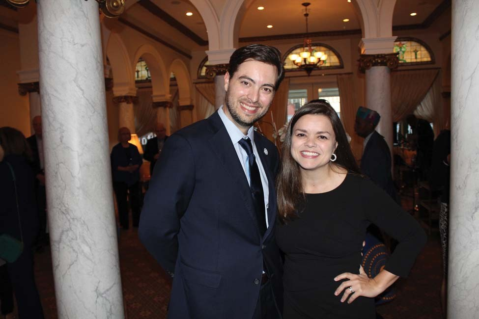 Nick and Ashley Leopoulos