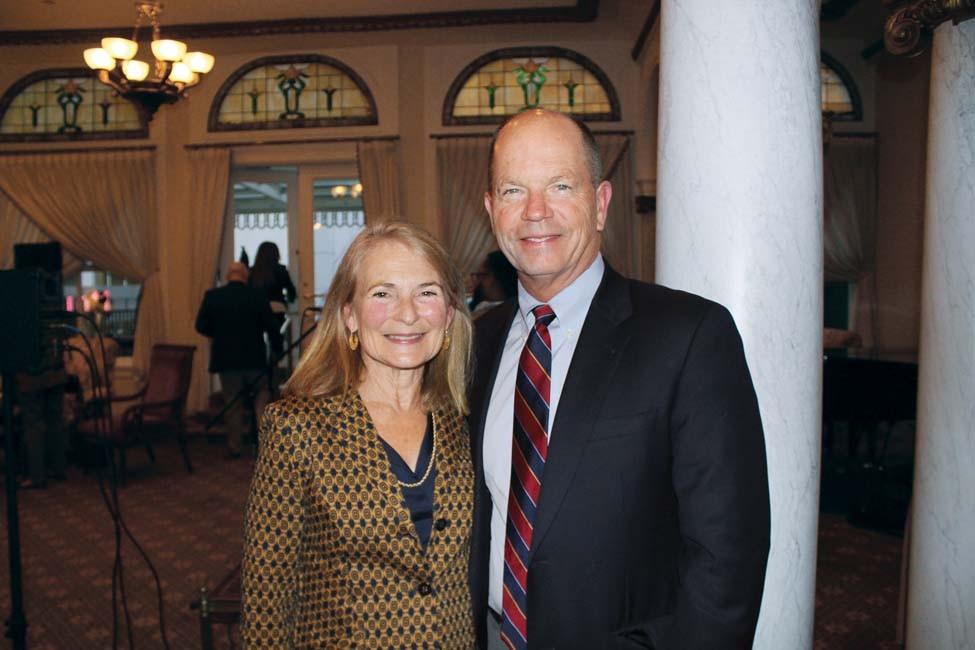 Stephanie and Hank Kelley