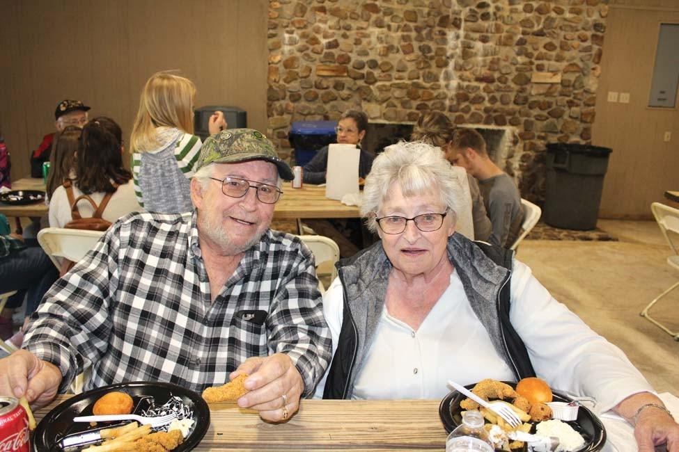 Jim and Linda Pringle