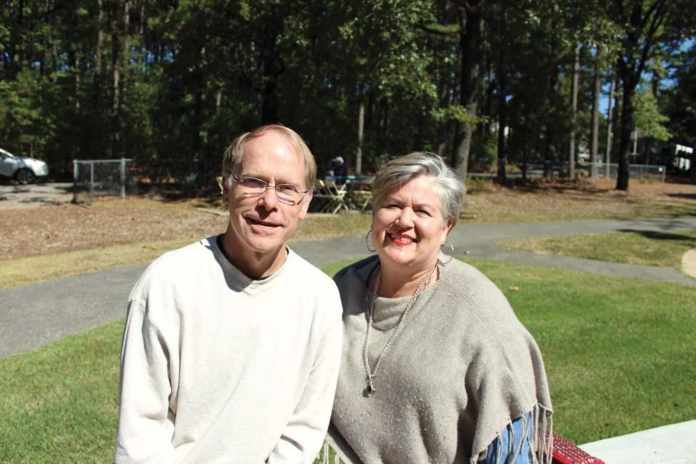 Stuart and Suzanne Mackey