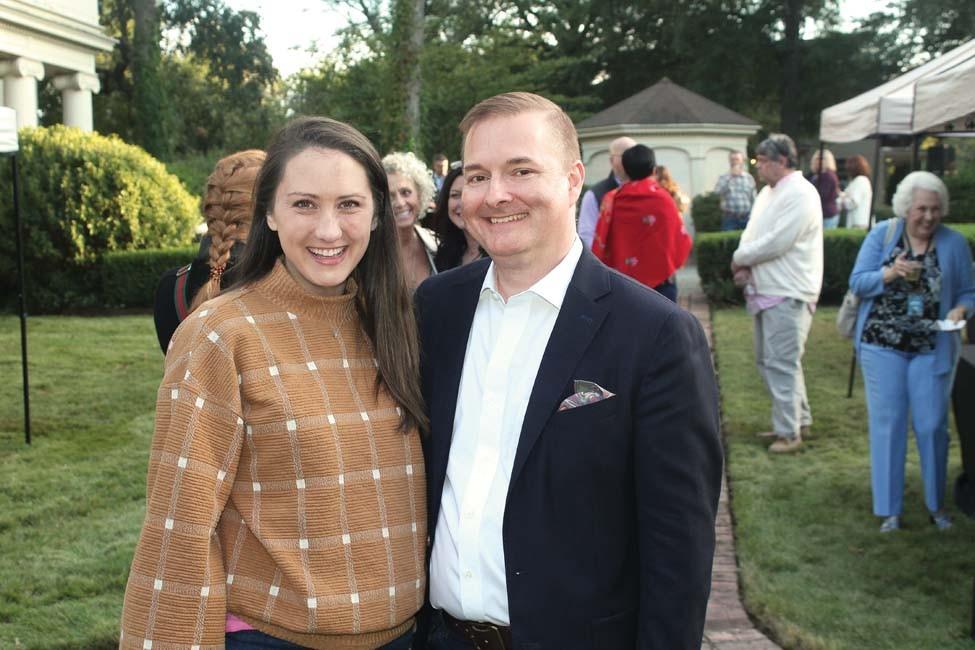 Heather Wardle, Chris Smith