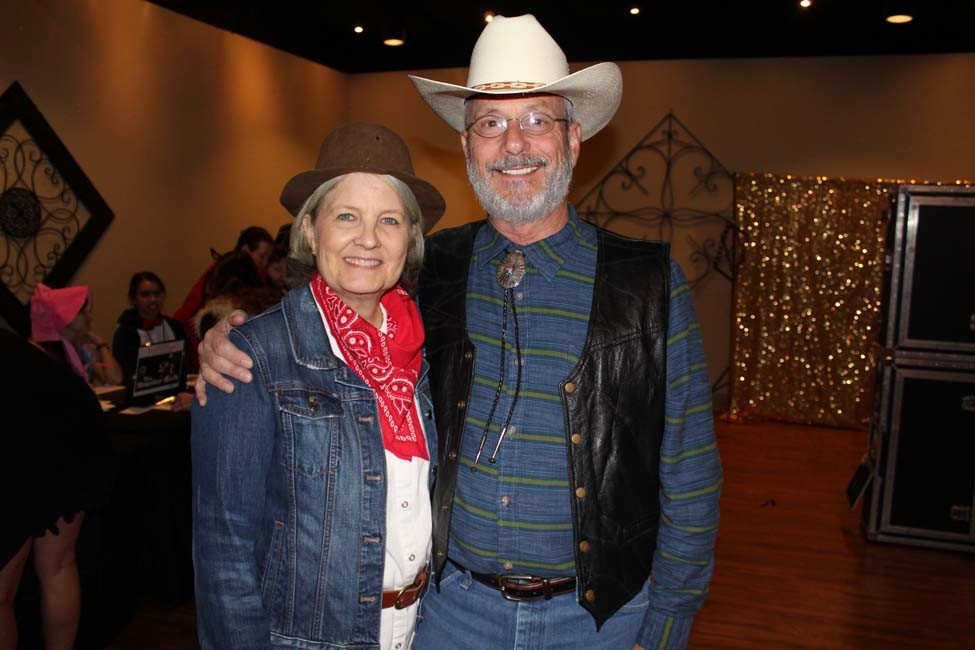 Joyce and Doug Wilson