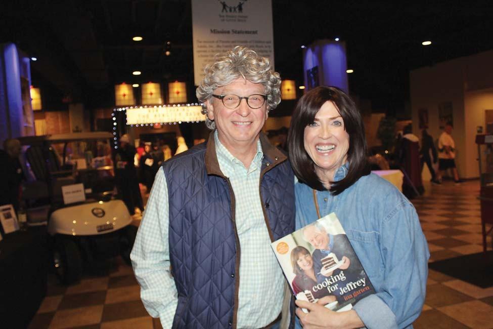 Larry and Martha Chisenhall