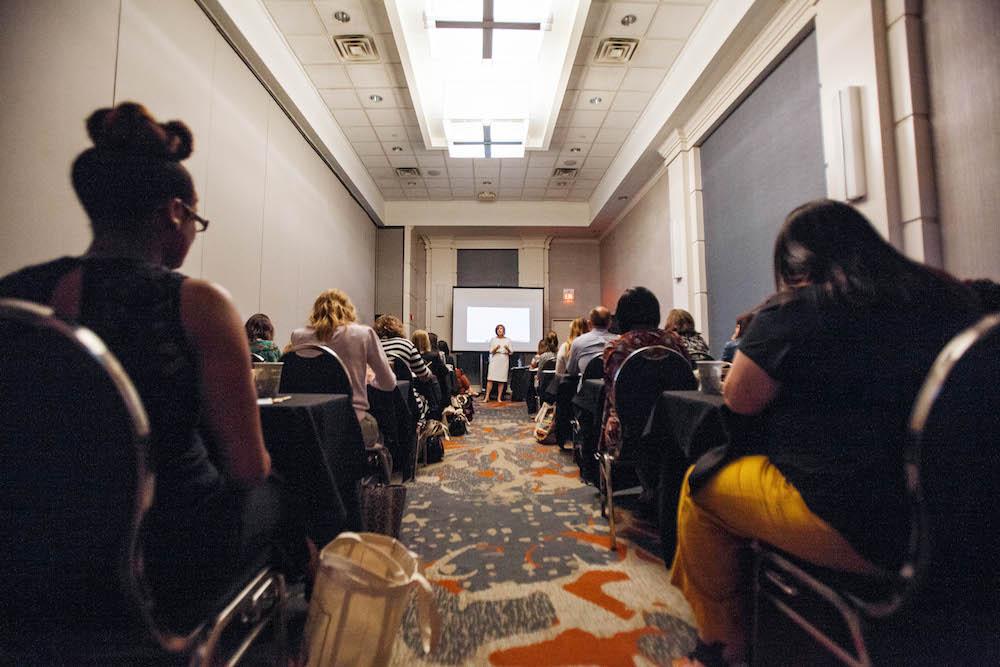 Soirée Women's Leadership Symposium session 2019