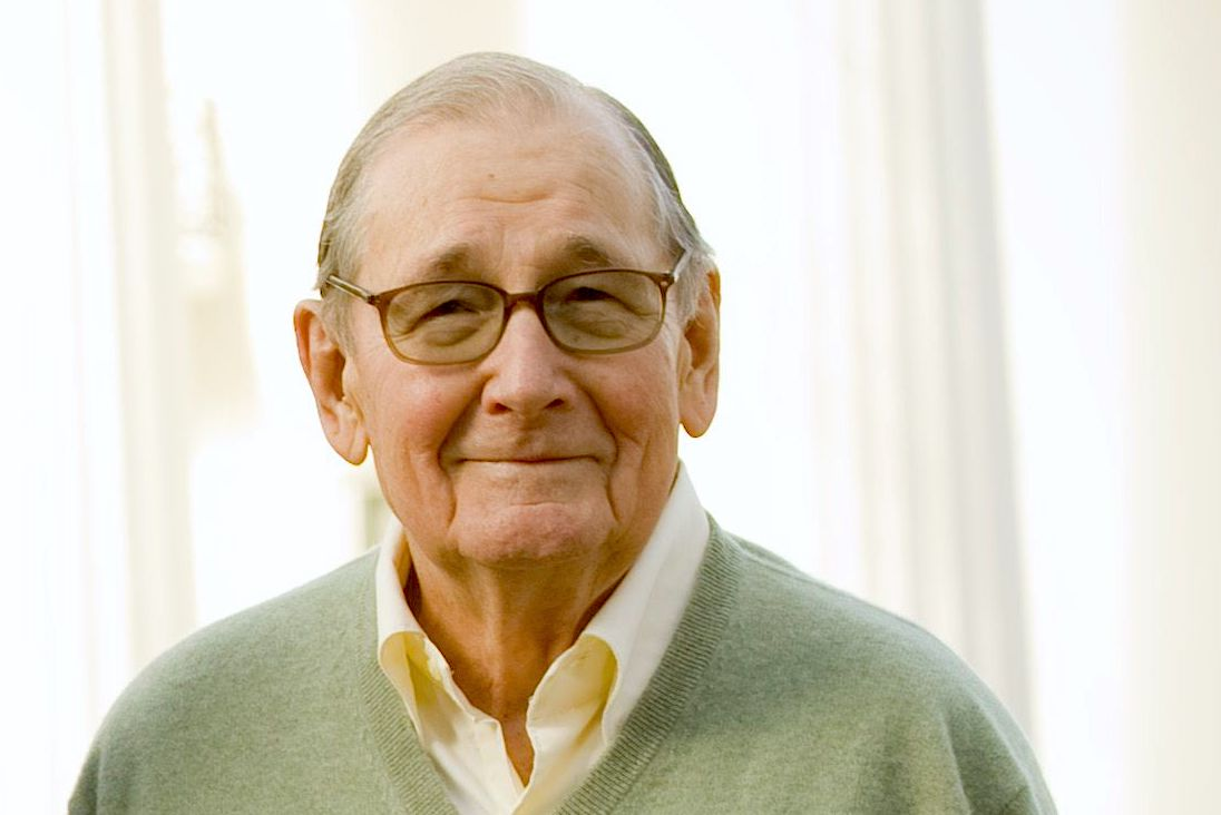 Gordon Wittenberg, Prominent Arkansas Architect, Dies at 98