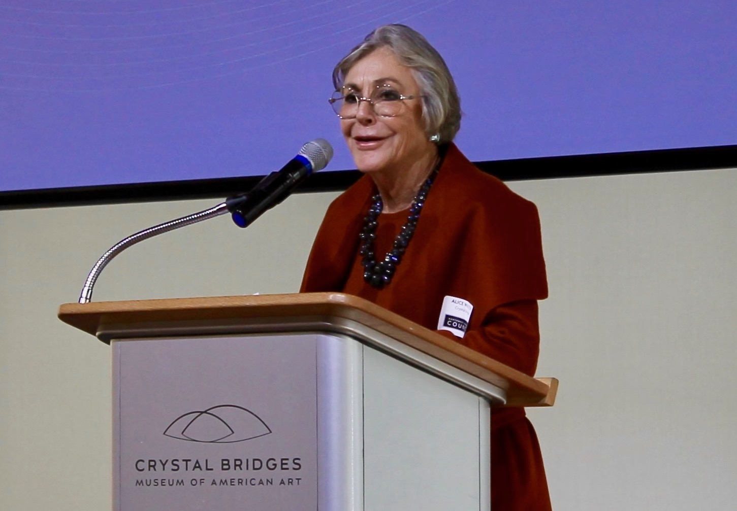 Alice Walton: New Institute to Address 'Broken' Health Care System