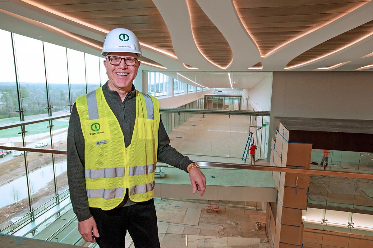Bank OZK's New HQ Built to Recruit, Retain Talent