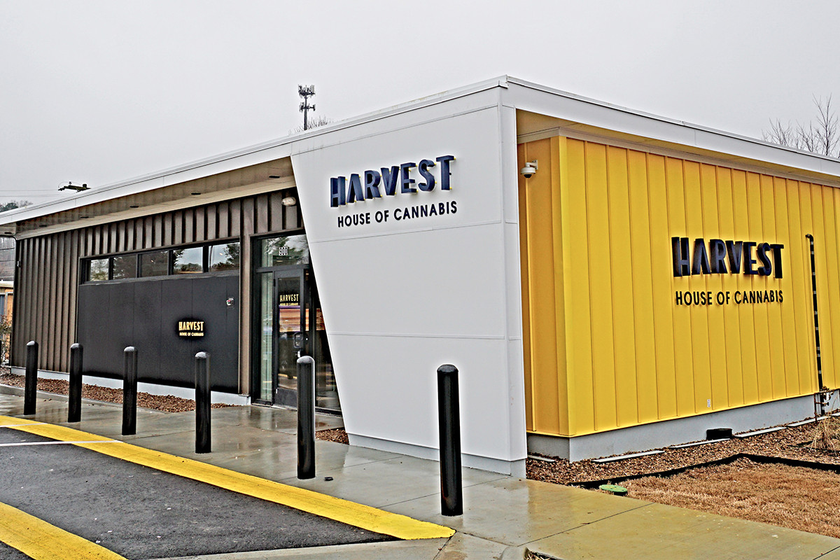 Harvest House of Cannabis of Little Rock Gets State Clearance to Open