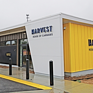 Legal Marijuana Sales Arrive at Little Rock's Harvest House