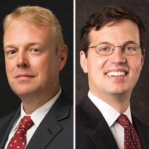 George, Mitchell Named Parters at Friday Eldredge & Clark (Movers & Shakers)