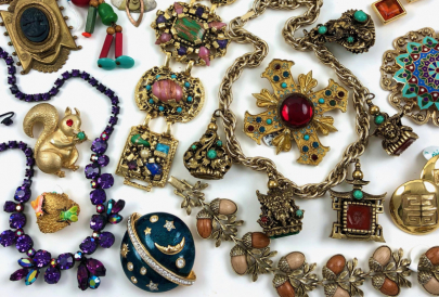 South Main Creative to Host Vintage Jewelry Trunk Show