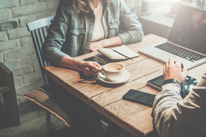 Forget Networking, Here's How to Be a Power Connector