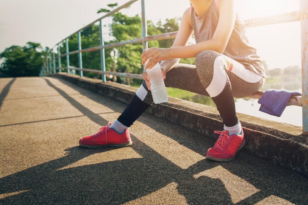 Exercise, workout, walk, run