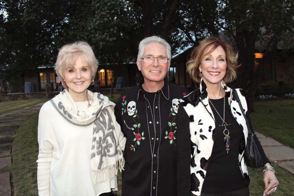 Diane Zook, Marvin Maurras, Carole Smith