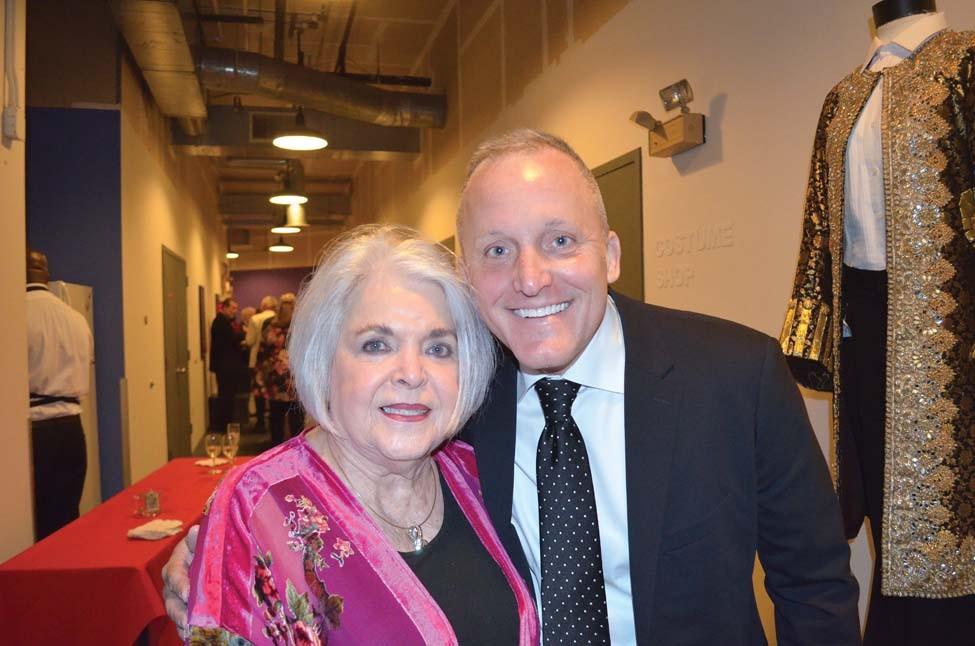 Donna Bradshaw, Kirk Bradshaw