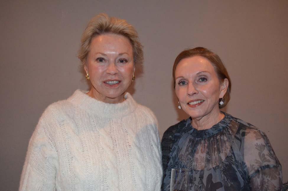 Carol Rodgers, Barbara Bova