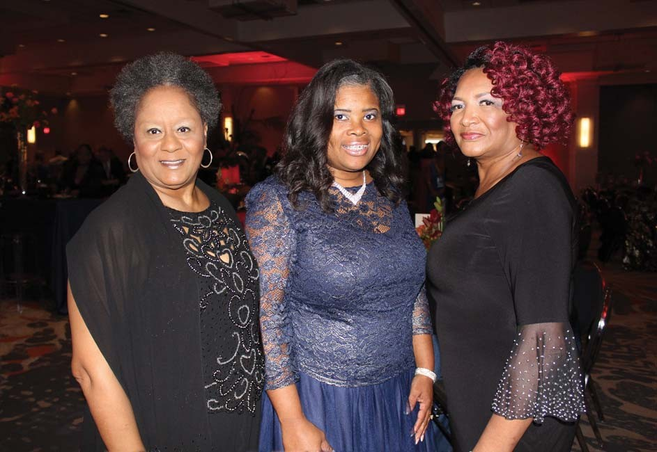 Sandra Gibson, Takeesha Bryant-Avery, Daisy Dailey