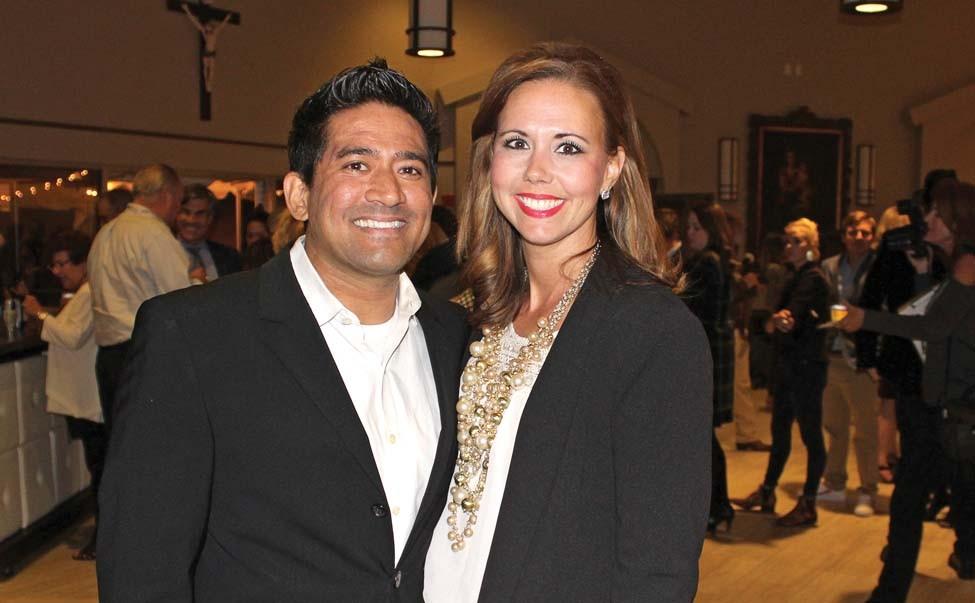 R.J. and Amy Martino