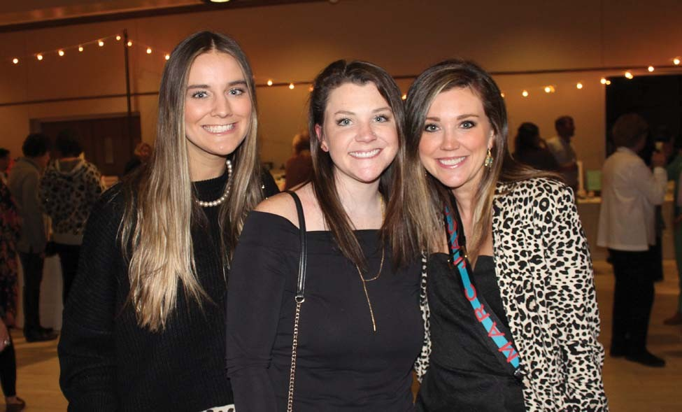 Addie Gardner, Audry Rich, Amanda Kella