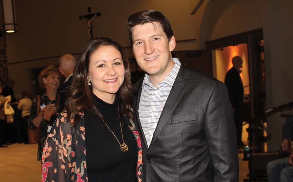 Jillian and Casey Jucuzzi