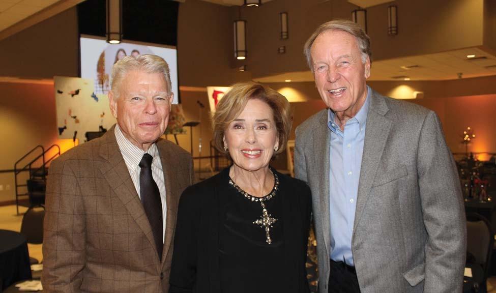 Ed Willis, Mary Lynn and Sheffield Nelson