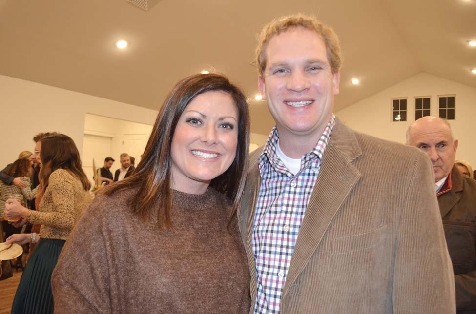 Jennifer and Dr. Joel Smith