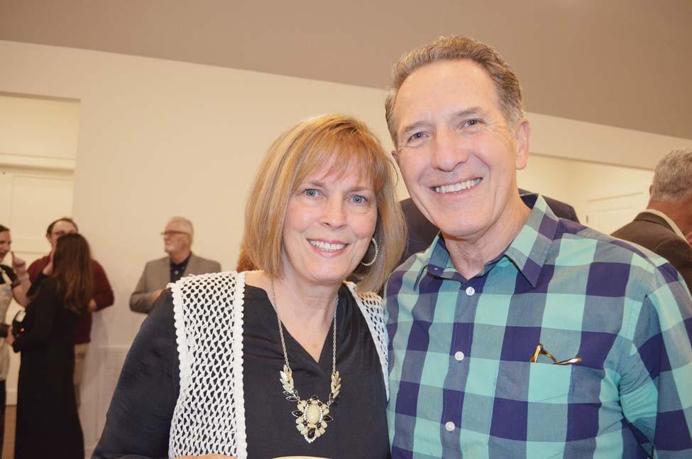 Karla and Steve Graham