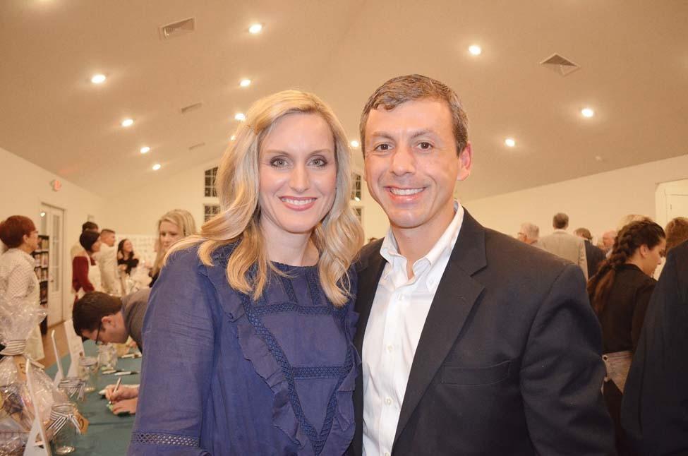 Emily and Joseph Perrone