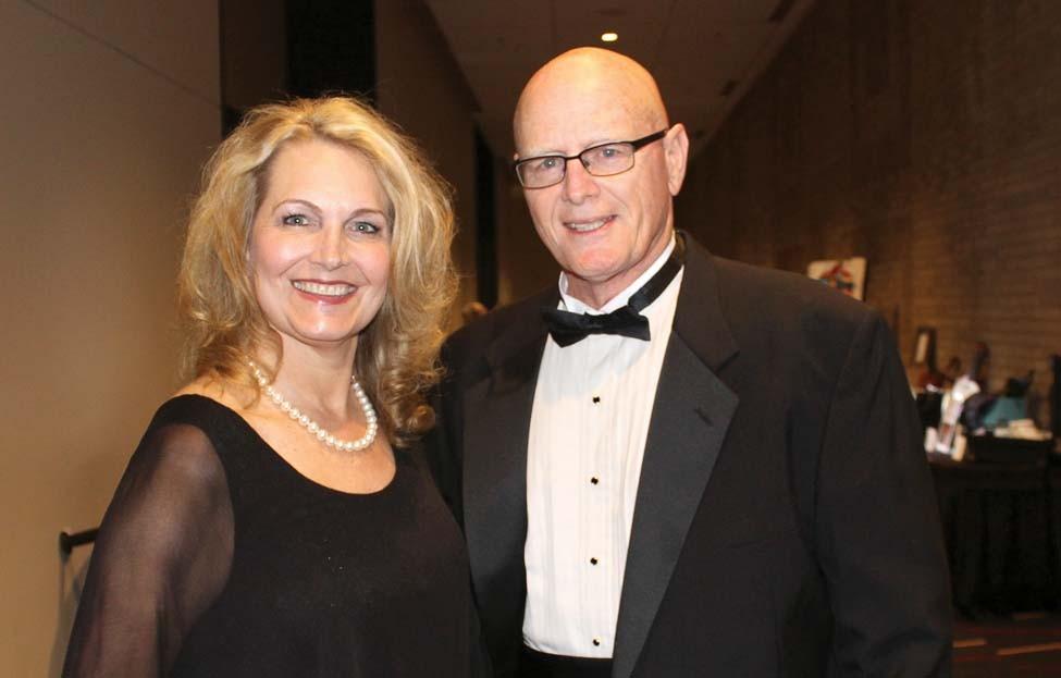 Nina and David Collins