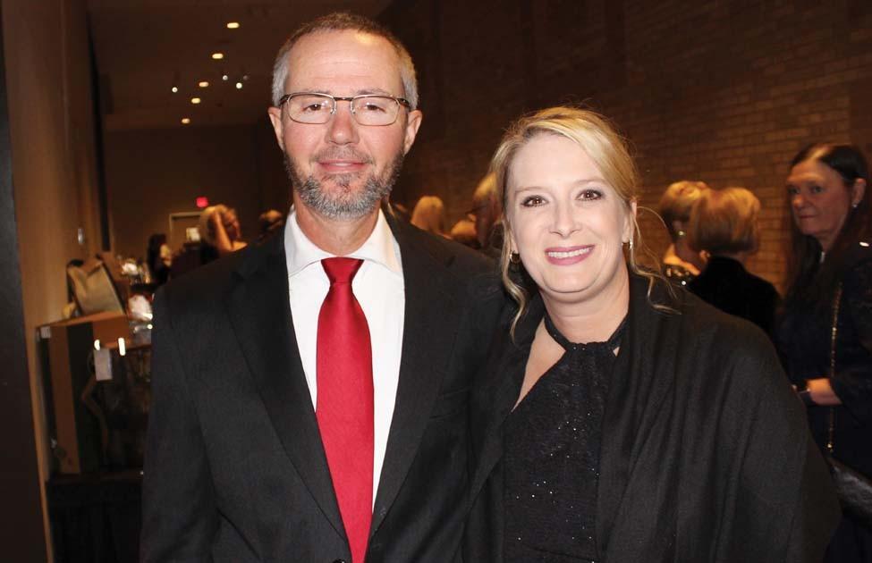 Jason and Brenda Hardage