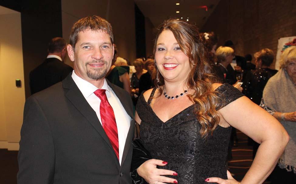 Timothy Hansen, Jessica Hatfield