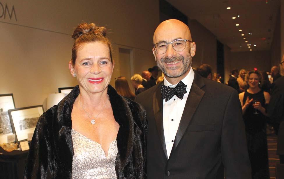 Viviane and Antoine Ajarrista