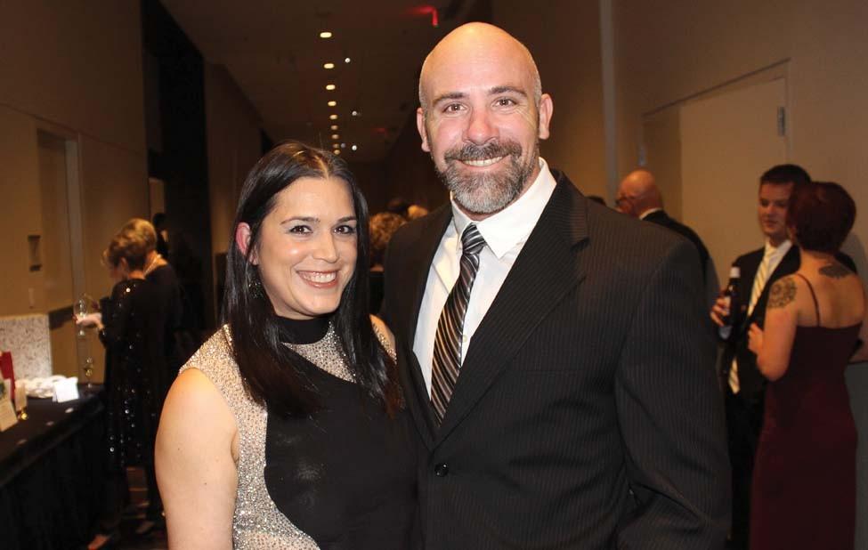 Sara and Mike Lary