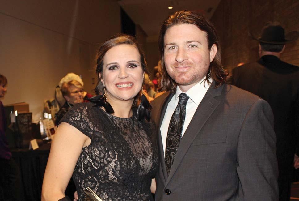Tara and Ryan Farris