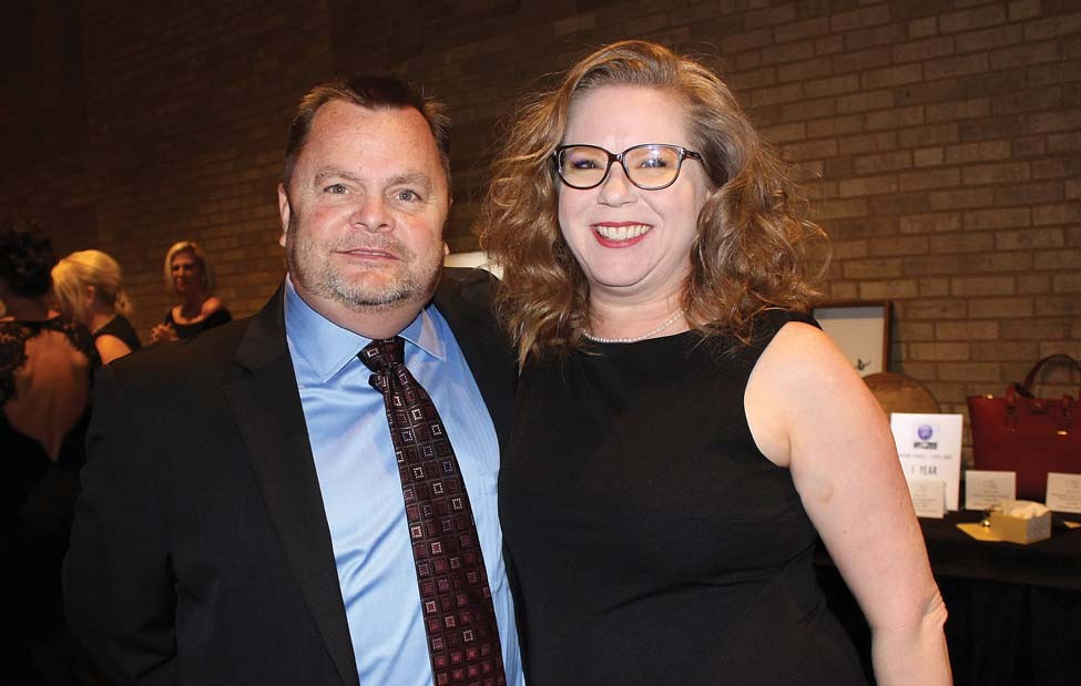 Chuck and Michelle Rook