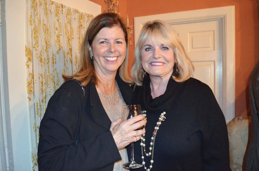 Cathy Browne, Sandra Storment