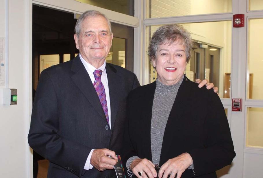 Don and Beth Johnson