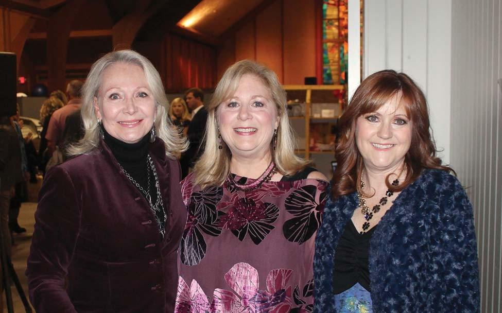 Donna Cone, Tammy Simmons, Monika Garner-Smith