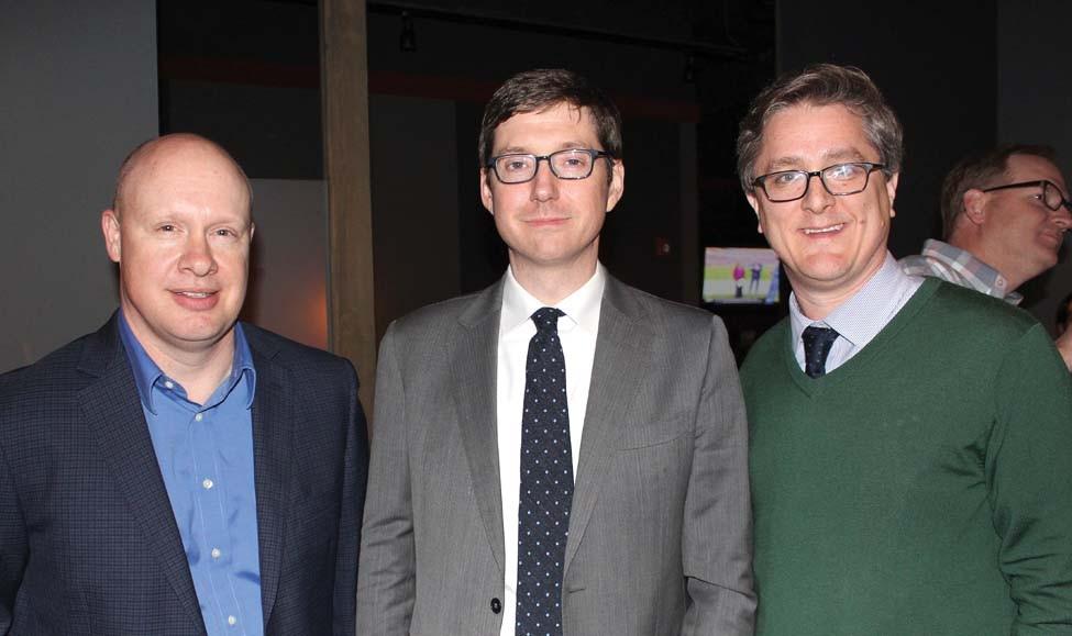 Doug Glenn, BJ Walker, Chris Bahn