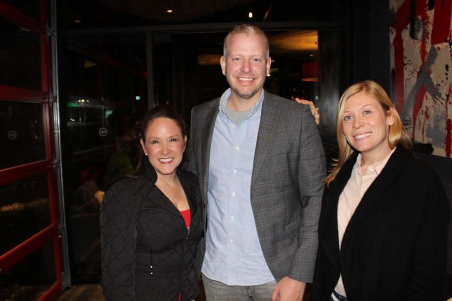 Dr. Kristin Martin, Will and Misti Staley