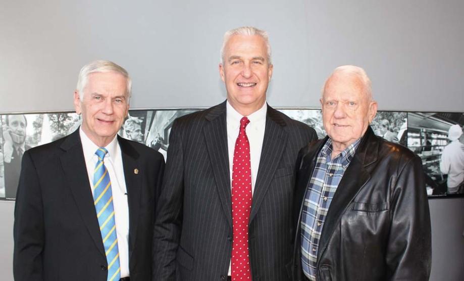 Wes Kemp, David Humphrey, David Byrd