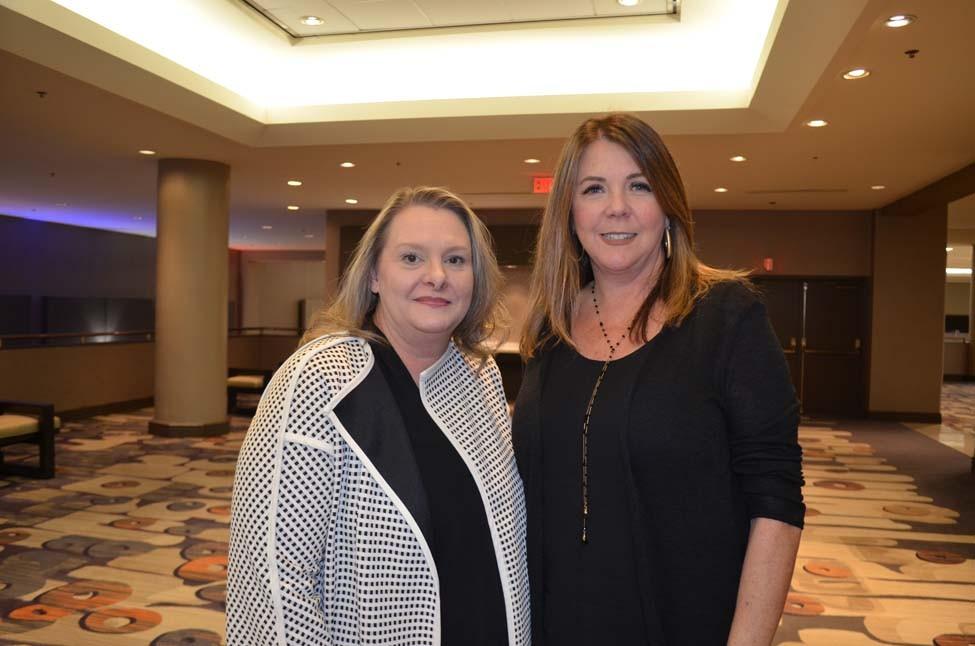 Tammy Hickman, Susan Dalton