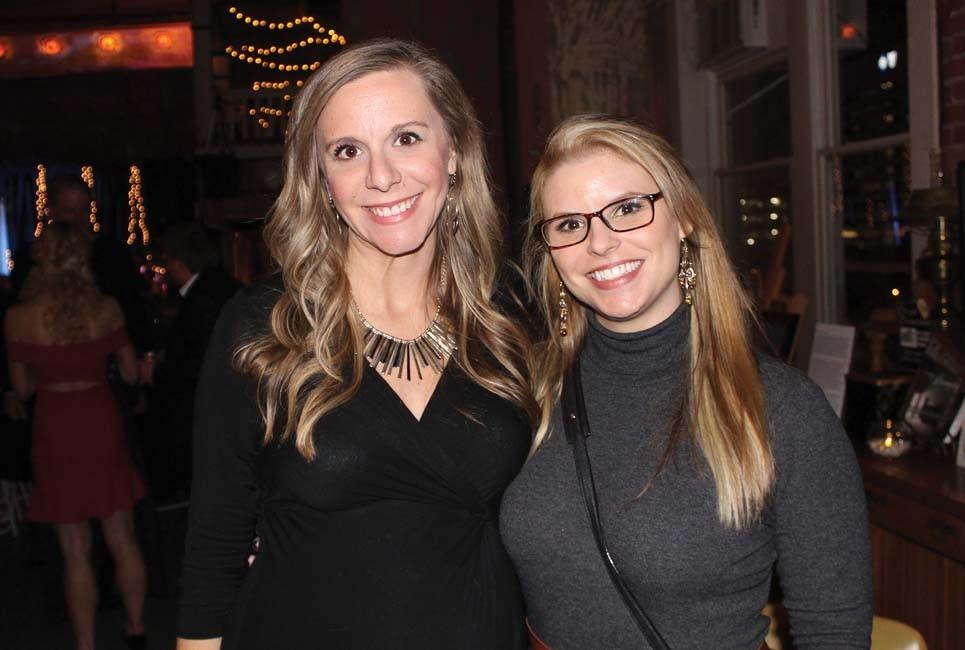 Angela Moore, Paige Beck