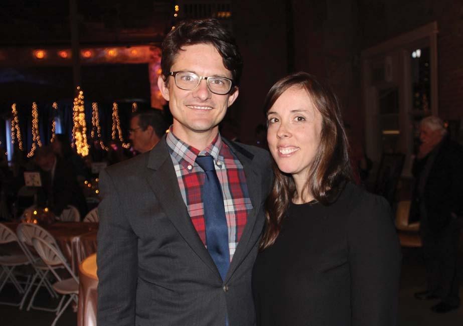 Ben and Elizabeth Goodwin