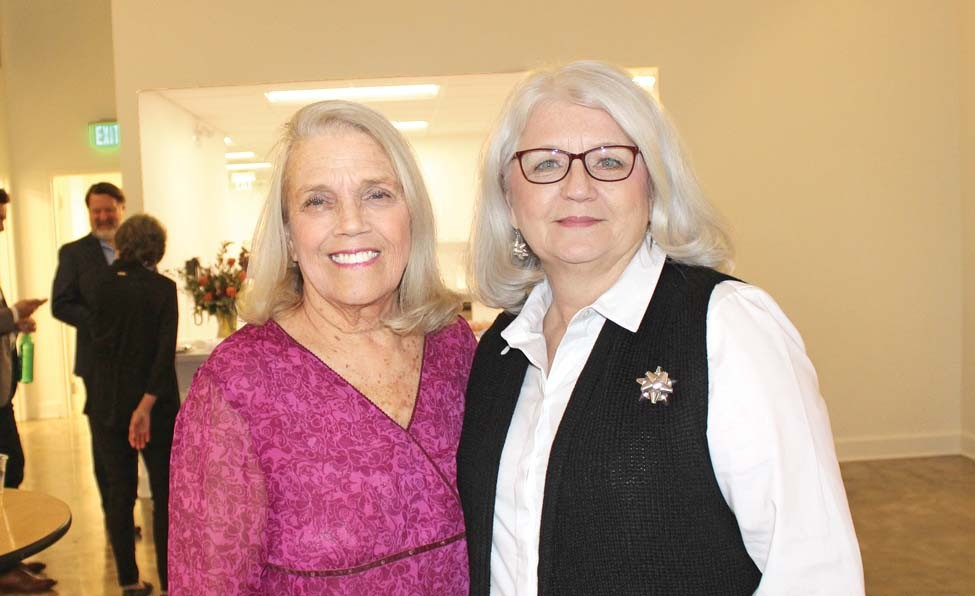 Sharon Heflin, Nancy Martin