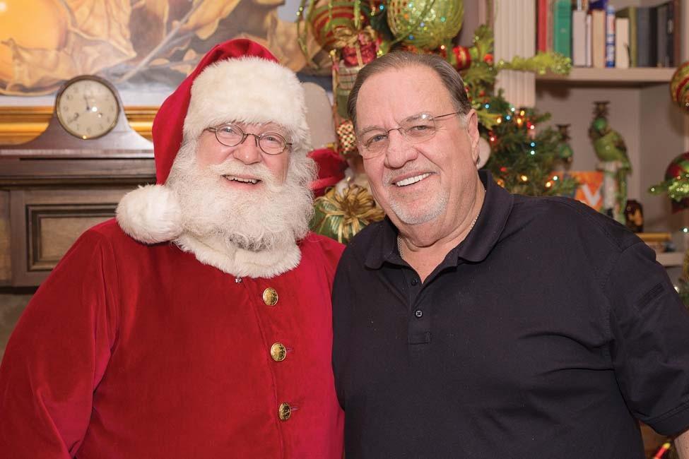 Santa Claus, Steve Landers