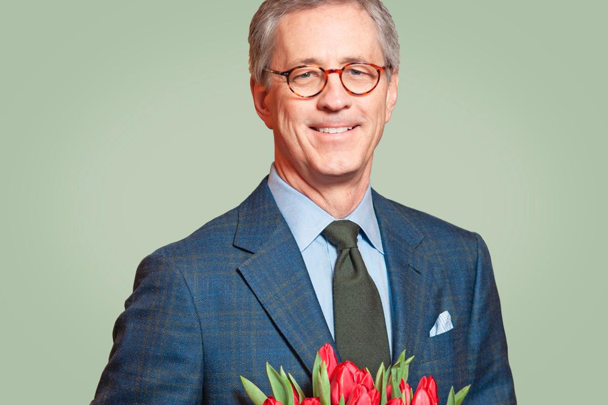 Howard Hurst's Leadership of Family Florist Stems from Childhood