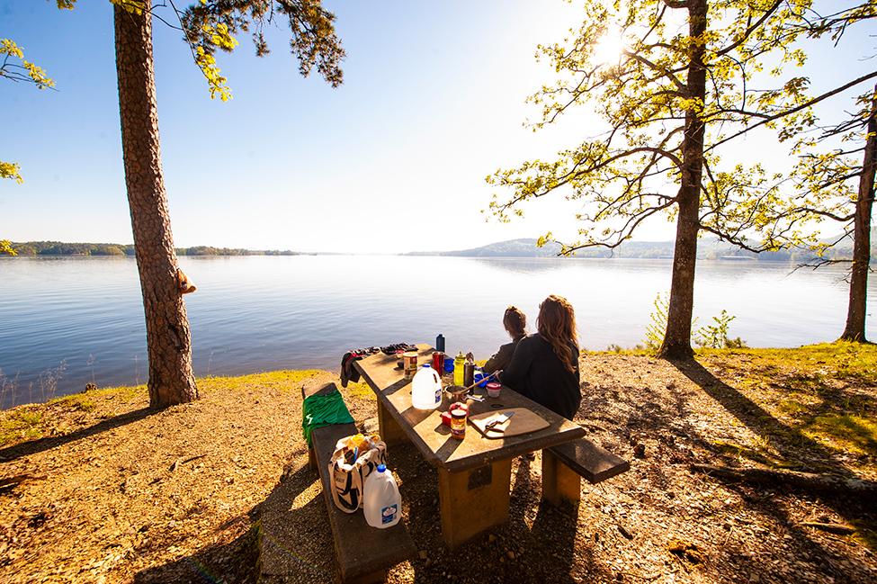 Lake Ouachita HSGG 89926