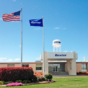 Gas Used at Baxter Plant Draws Attention