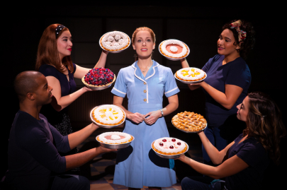 'Waitress' Takes Robinson Stage This Weekend